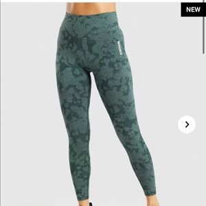 Adapt Camo Seamless Leggings